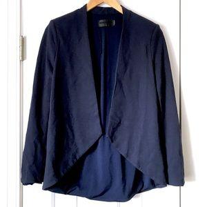 Blaque label navy blazer jacket